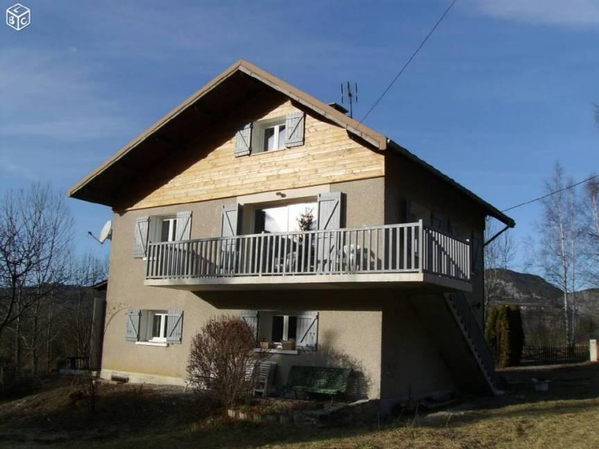 Selonnet le village vente maison 5 pi ces 142m2 255 for Grand garage montluconnais sas